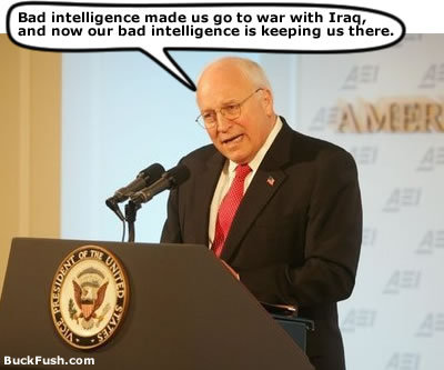 Cheney_bad_intelligence